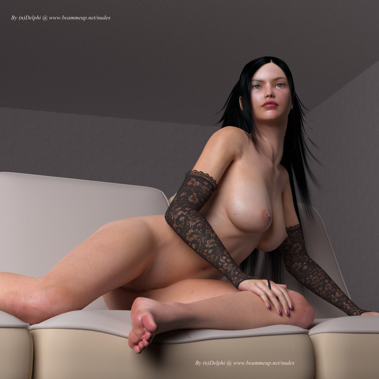 3d cg girls nude